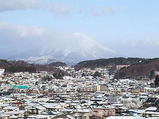 2011/02/08の岩手山