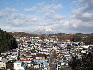 2011/11/22の岩手山