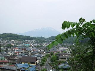 2012/05/25の岩手山